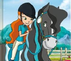 horseland coloring pages zoey and pepper
