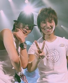 G-Dragon and Daesung ♡ #BIGBANG #GDae