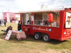 Yatai Ramen #Phoenix #Arizona #FoodCart | Best Food Truck of Arizona Festival 2014 | Photo by Kim M. Bayne for Street Food Files