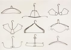 I have a ton of wire hangers and needed some ideas. Here is a ...