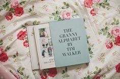 mariel øyre, books, inspiration, granni alphabet, colors