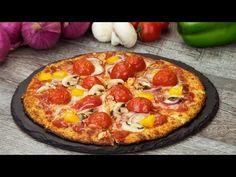 Pizza al cavolfiore: è deliziosa, vi conquisterà subito! | Saporito.TV - YouTube