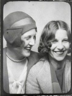Photo Booth Fun c.1928