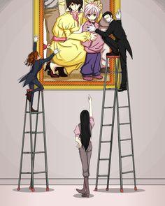 Illumi zoldyck | hunterxhunter | hunter x hunter | anime | manga | HxH