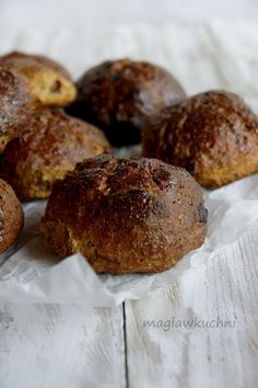 Tureckie bułeczki Muffin, Breakfast, Food, Morning Coffee, Essen, Muffins, Meals, Cupcakes, Yemek