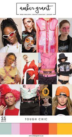 SS19 Trend: Tough Chic www.ambergrant.co.za #SS19 #SS2019 #Trend #MicroTrend #TrendAlert #EmergingTrend #TrendForecaster #Trendy #Trending #Fashion #LadiesFashion #StreetStyle #TrendSetter #Style #UrbanFashion #ToughChic #AmberGrant #FashionBlogger #Editorial #FashionBlog #WGSN #Runway #Catwalk