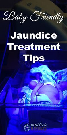 Here's a few baby friendly jaundice treatment tips I learned during my 2 day postpartum hospital stay that are simple and can be used immediately.