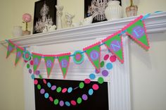 WE ARE ONE Twins Banner Twins Birthday Banner by DCBannerDesigns