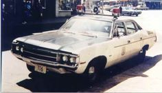 The virtual museum of the American Police Car Police Vehicles, Emergency Vehicles, Military Vehicles, Old Police Cars, Amc Javelin, Cars Usa, American Motors, Car Photos, Law Enforcement