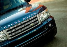 Range Rover. Love