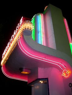 Hurricane Tower at Lakeside #1 by CJPolitzki, via Flickr  Denver, CO