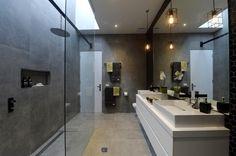 The Block Glasshouse 2014 – Chris and Jenna - Main Bathroom reveal