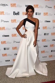 In Gauri Nainika at the 2014 Toronto International Film Festival - Style Crush: Priyanka Chopra  - Photos