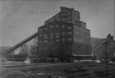 Carbondale PA 1907 Coal Breake