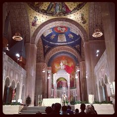 Basilica of the National Shrine of the Immaculate Conception in Washington, D.C.
