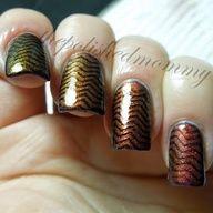 #Nails Nail Art www.finditforweddings.com