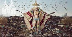 Die Antwoord kündigen ihr neues Album Mount Ninji And Da Nice Time Kid für den 16. September an und geben uns mit der ersten Single Banana Brain einen Vorgeschmack. Der Name des Tracks ist übrigens Programm und hält was er verspricht