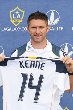 1f231438e15 L A Galaxy. See more. Robbie Keane... and he has the BEST Irish accent!  Fifa Football,