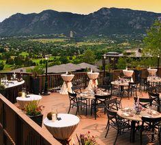Colorado Springs Weddings Photos | Cheyenne Mountain Resort, Colorado