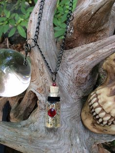 Hecate Queen Of The Witches Talisman Charm Necklace For Guidance & Protection Wiccan Magic Pagan Spell Goddess