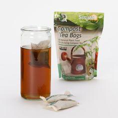 Compost Tea Bags in New SHOP Garden+Outdoor at Terrain