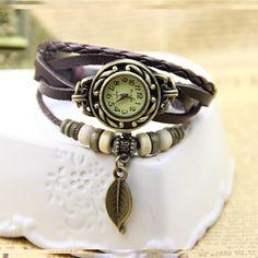 Vintage-Armbanduhr - Jetzt reduziert bei Lesara