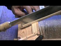 """若い建具職人が組子細工を作ってみた その1 Japanese craftsmanship """"Kumiko"""" no.1 - YouTube"""