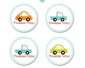 SALE Zoom Transport Printable Party DIY - Birthday Banner, Cupcake Toppers, Hats and more