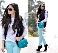 Alba .. - ...Shiny Turquoise...