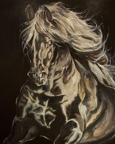 """Heather Corace Fine Art  www.heathercorace.com  NAPLES, FL  """"horse"""""""