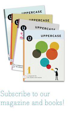 Uppercase Graphic Design Magazine