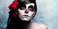 Ideas de maquillaje para Halloween: calaveras mexicanas | Handspire