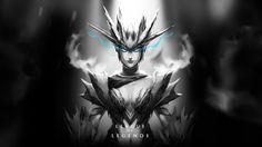Ice Drake Shyvana Art 4l