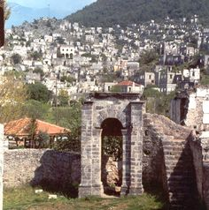 Città abbandonate: Kayaköy, il museo a cielo apertoAntik Kent  ,Muğla