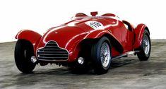 1949 Alfa Romeo 6C  - Alfa Romeo 6C 2500 SS Barchetta Competizione