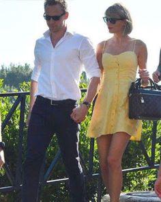 海外セレブニュース&ファッションスナップ: みんなついていけない?テイラー&トムのロマンスにやらせ疑惑噴出でアンチ急増!