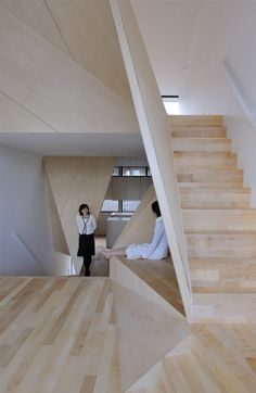 New Kyoto Town House by ALPHAville Photographer Kirstine Mengel like this