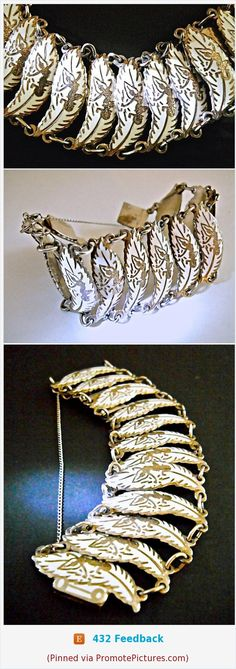 White Siam Enamel Sterling Silver Bracelet, Niello, 46.6 Grams, Vintage #bracelet #sterlingsilver #siamniello #white #enamel #vintage #asian https://www.etsy.com/RenaissanceFair/listing/586007389/white-siam-enamel-sterling-silver?ref=listings_manager_grid  (Pinned using https://PromotePictures.com)