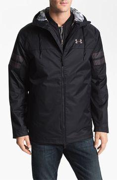 Men's Under Armour 'Universe Storm' 3-in-1 Jacket #HarinGreerPersonalStylist