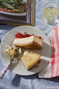 Because: New York Cheesecake