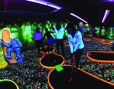 Team-Building Venues Offer Activities for Every Kid at Heart | Winter 2016