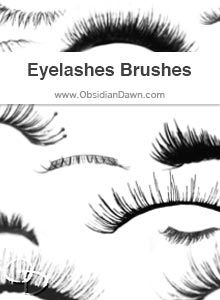 eyelash photoshop brush | Photography Products | Pinterest ...