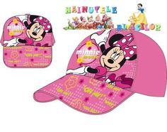 Sapca Minnie Mouse