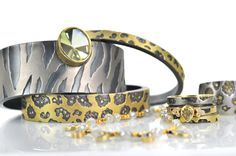 Rebecca Myers Collection Animal Print Fine Jewelry
