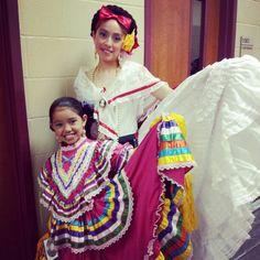 Folklorico #jalisco #veracruz #daughters