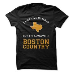 Texas For Boston Country - $21.00 - Buy now