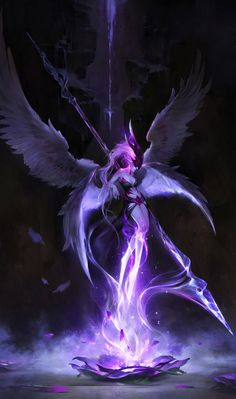 暗黑女 B / Dark Female B by xiaolu zhang CG concept designer Dark Fantasy Art, Anime Fantasy, Fantasy Girl, Fantasy Artwork, Dark Art, Fantasy Character Design, Character Art, Morgana League Of Legends, Mythical Creatures Art