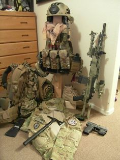 Let me see your loadout! - M14 Forum