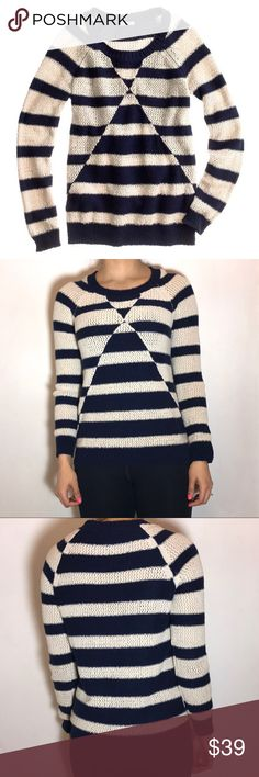 Madewell Color Chronicle Sweater Madewell Color Chronicle Sweater. -Size Small. -Excellent condition!   NO Trades. Please make all offers through offer button. Madewell Sweaters