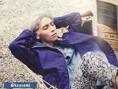 150515 SHINee Jonghyun - The Celebrity Magazine June Issue